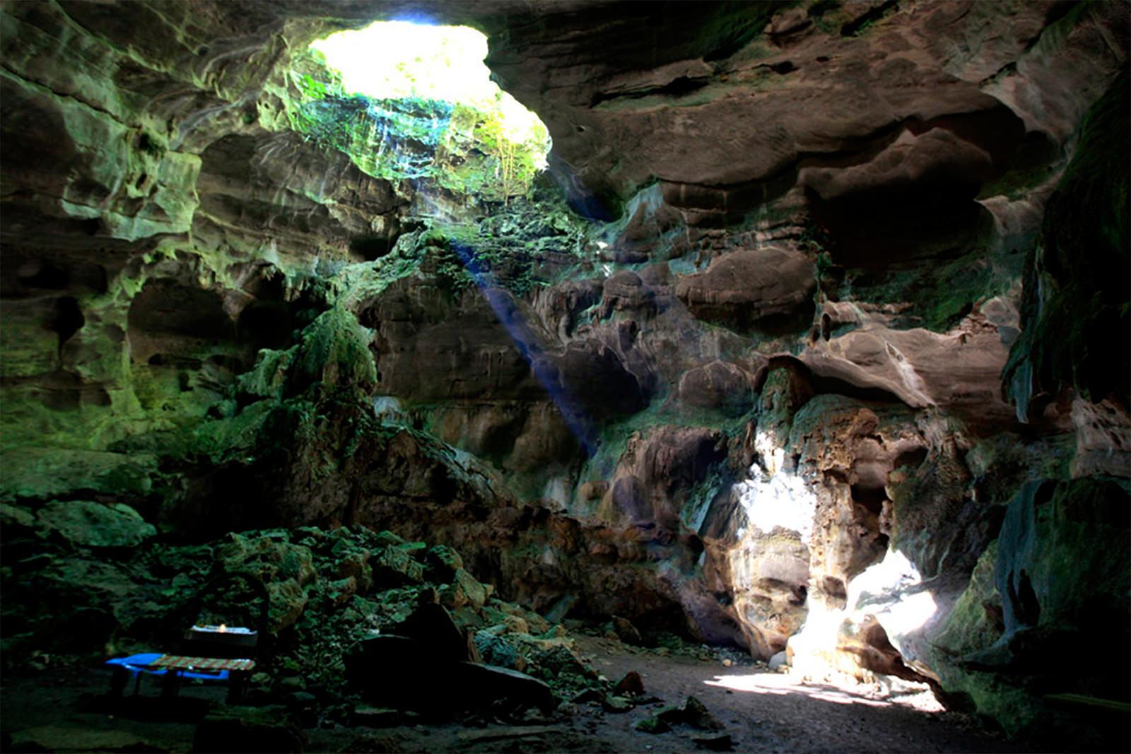 Cuevas de Mantetzulel